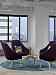 华可可设计,办公室装修案例之媒体办公室的海岸风情