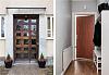 85平小户型房子很奇葩 玄关超长还带两个卫生间