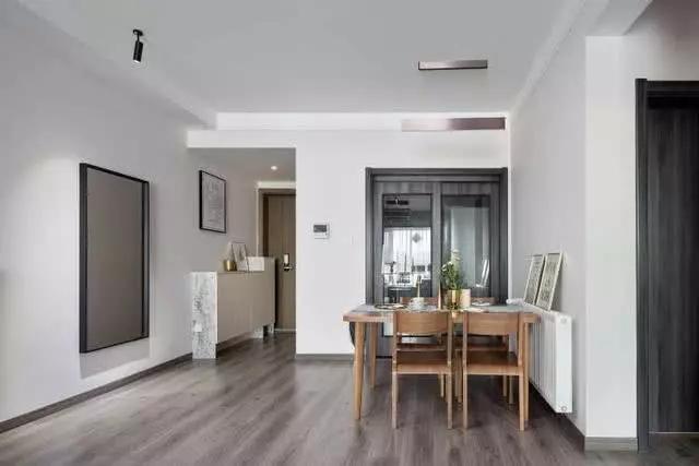 60平小户型公寓简洁整齐 处女座专属私人空间
