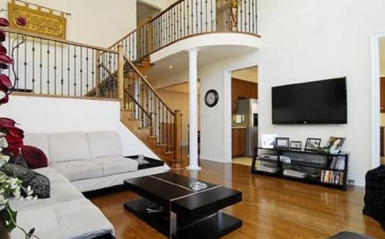 韩雪复式豪宅内景曝光 卧室装修就是个公主房