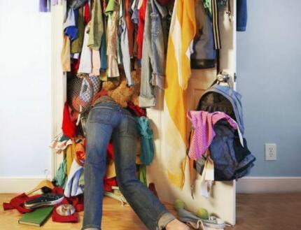 实用贴:衣服收纳有技巧,5大绝招值得收藏