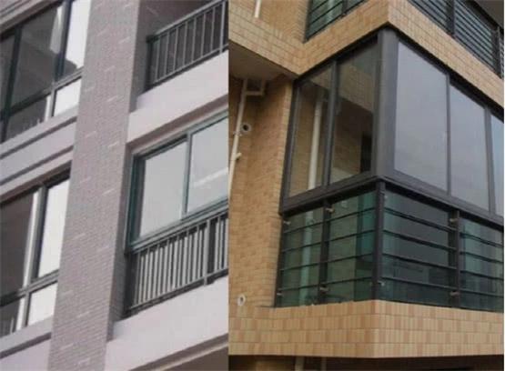 凸阳台空间大但不能改造 选房注意避开这个坑