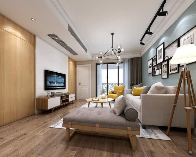 小户型公寓两房改三房 巧妙设计后空间变大