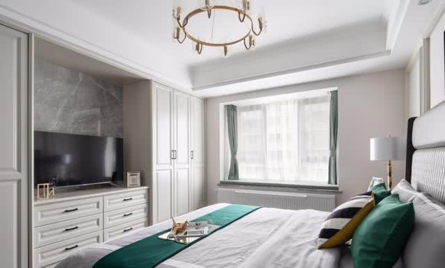 窗帘的宽度怎么确定 两边超出窗户20厘米最好看