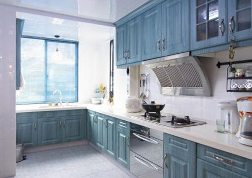 厨房怎么装修才好?4种厨房黄金布局,分分钟搞懂