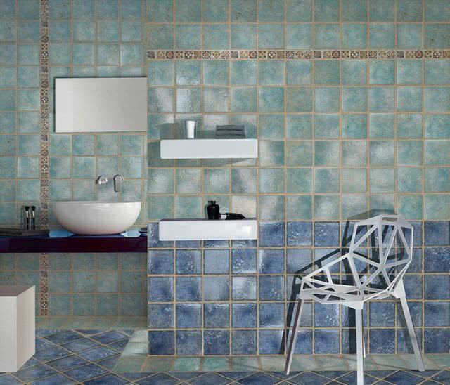 卫生间瓷砖应该怎么搭配才好看 别再浪费好瓷砖了