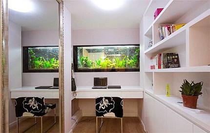 鱼缸摆放在书房里有什么风水讲究