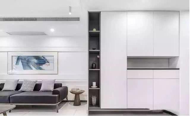120平简约风格三居室新房 室内空间宽敞很大气