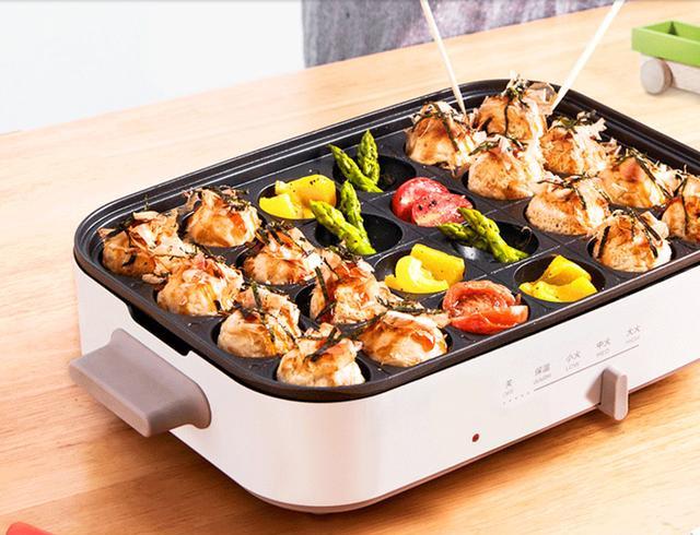 多功能料理锅的作用与魅力 上百种美食随便造