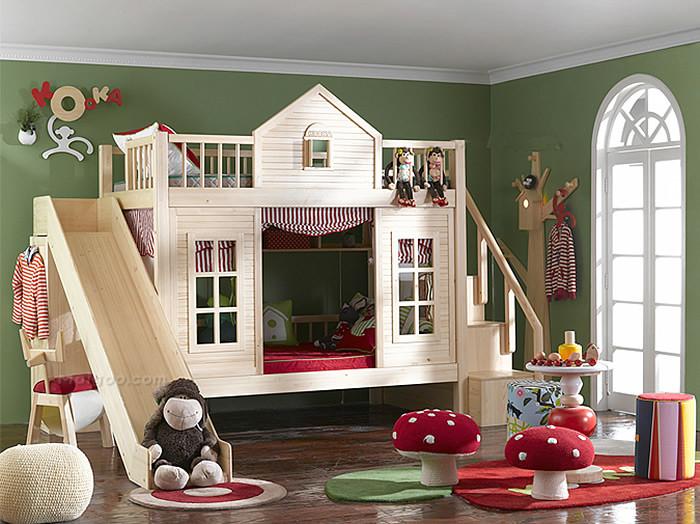 儿童床的床头朝向解析 别靠近窗台
