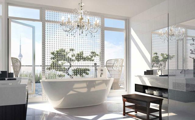 2019浴室流行趋势 极简线条大胆设计成热门?