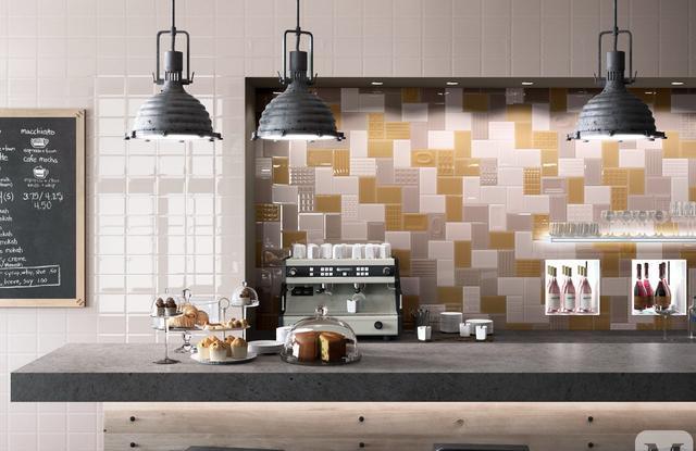 6种小众新潮瓷砖悄然流行 势必刮起新的墙面风潮