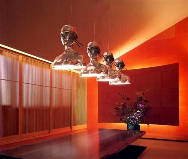19个令人惊叹的吊灯设计 容入创意的它们更吸睛