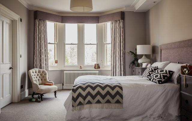 卧室窗帘怎么选择 做好窗帘搭配提升卧室颜值
