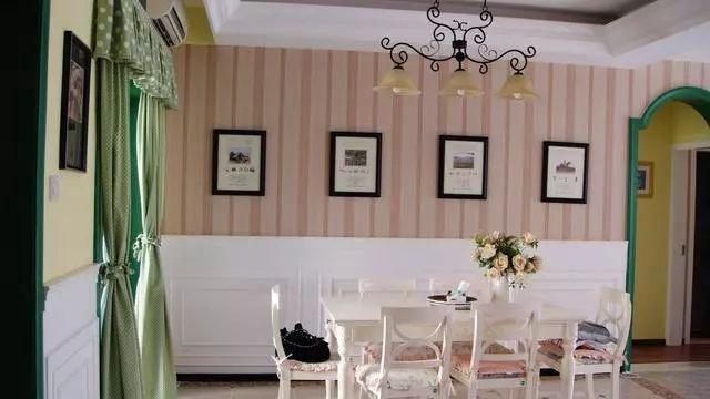 墙裙是什么?这17个墙裙装修效果图会让墙面变漂亮