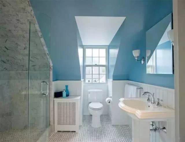 卫生间怎么装修好看 分享几套大气时尚的卫生间设计案例