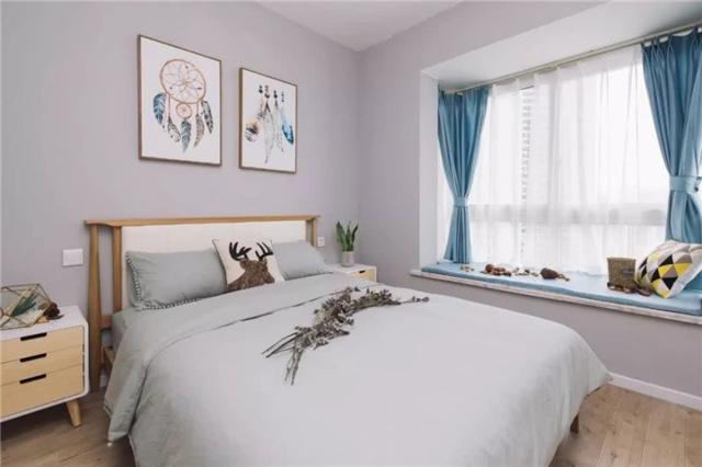 卧室装修色彩搭配技巧