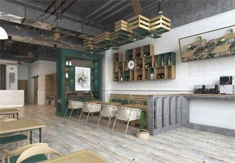 7款咖啡厅装修效果图 总一款是你要的style!