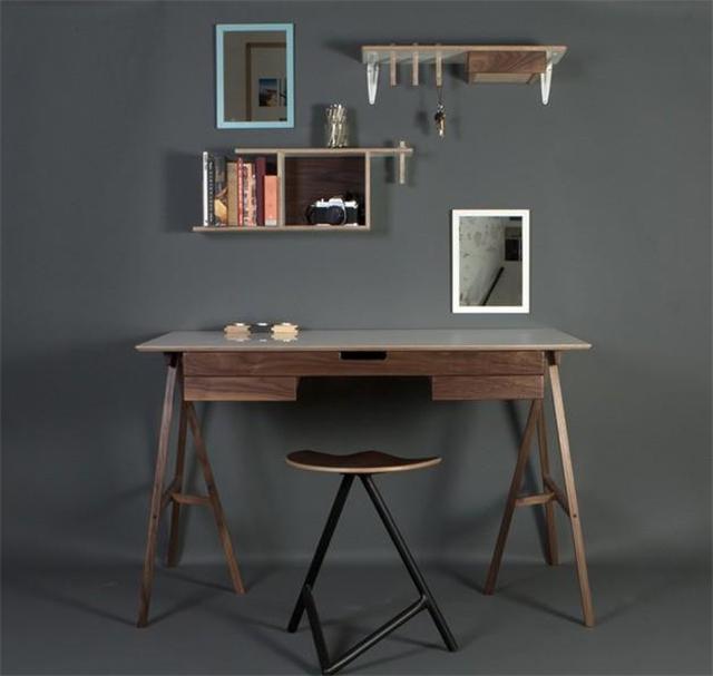 20個棧橋創意書桌設計 任一款都能引領潮流!