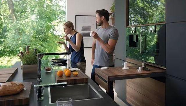 15款高颜值厨房设计 让烹饪简单又轻松