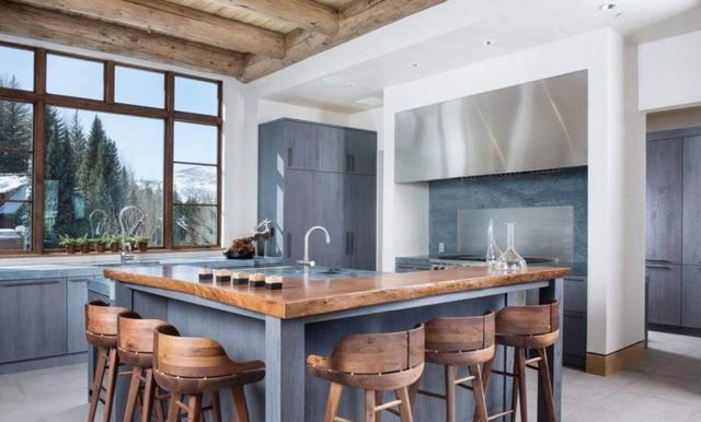 15款厨房岛台设计 看完之后你可否被吸引了?