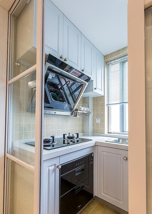 两室一厅厨房装修效果图