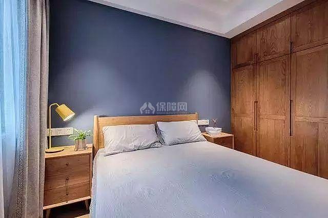 北欧复式一楼客房装修效果图