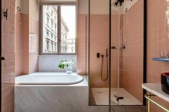 卫生间颜色瓷砖效果图2019 卫生间瓷砖颜色不能乱用