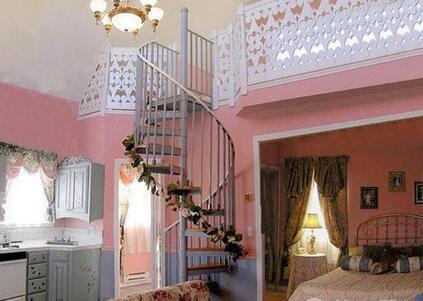 不规则也能有设计感 9款loft小公寓装修效果图