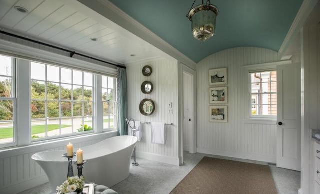 20款家用浴缸設計 為浴室增添額外的奢華