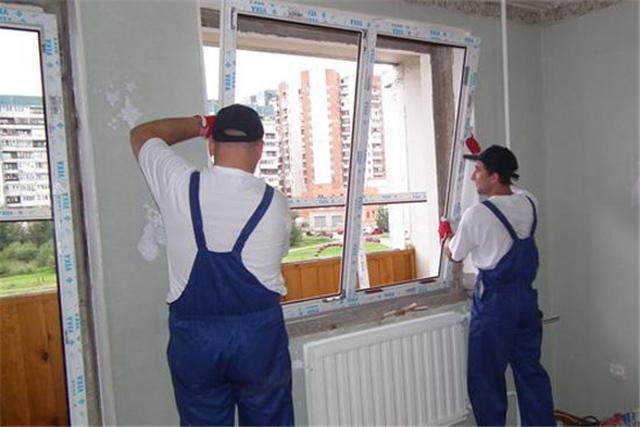 塑鋼門窗安裝前需要做些什么