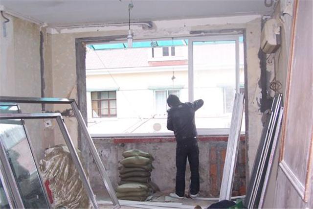 塑鋼門窗安裝注意事項