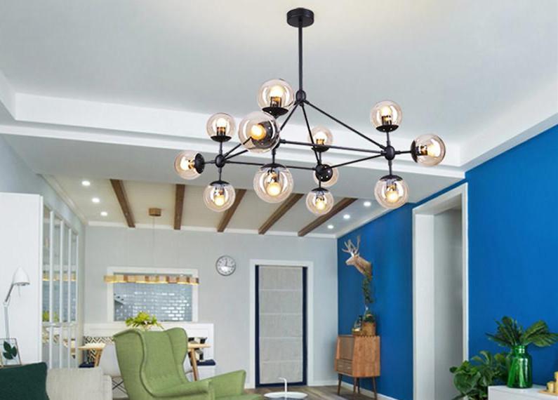 令人惊艳的设计感爆棚的吊灯 富有创意的吊灯效果图