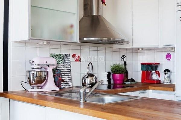 40平米小户型厨房装修效果图