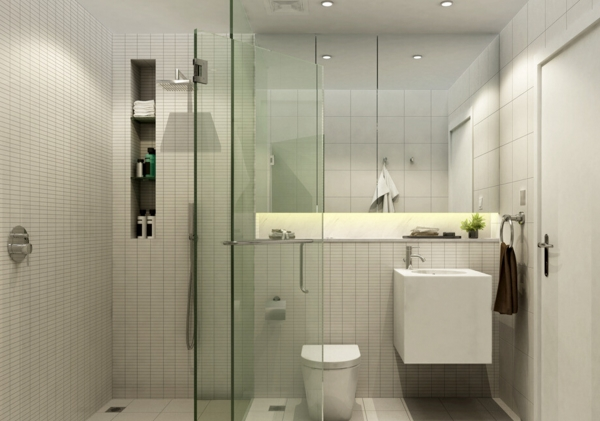 洗手间隔断墙样式有哪些?隔断墙样式图片大全