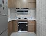 家装小厨房设计利用空间变大有几个妙招?