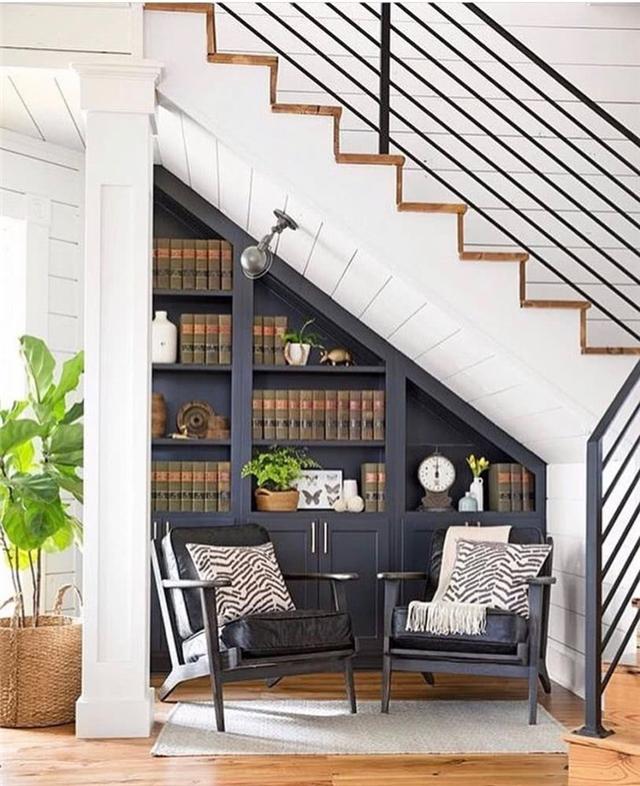 小戶型房子怎么收納 嵌入式收納合理利用每一寸空間