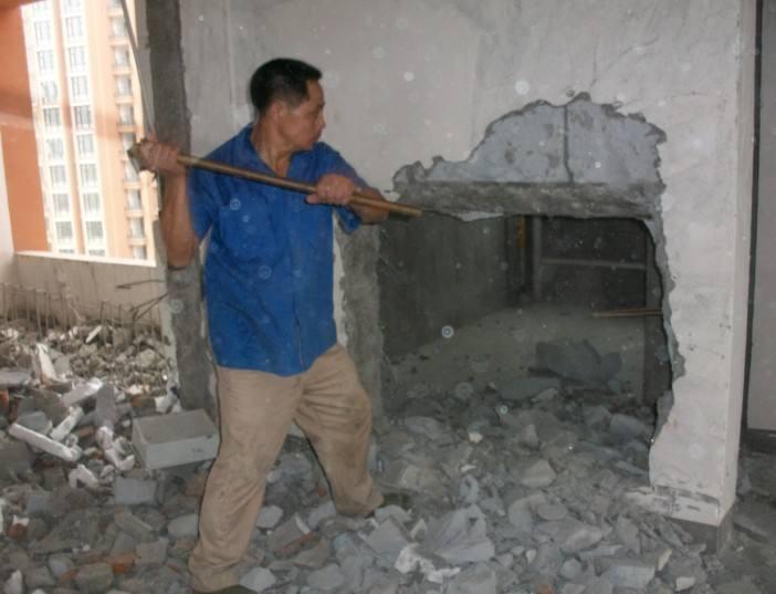 装修砸墙多少钱?2019砸墙的价格分析