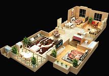 如何知道房子的格局好不好?什么样的房子越住越旺?