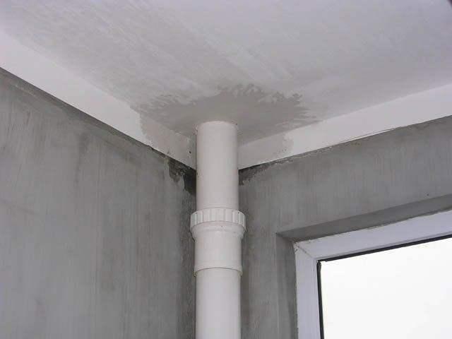天花板漏水怎么办?天花板漏水修补方法分享