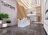 340㎡新中式物流公司办公室装修设计图,精致化的企业