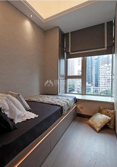 68平米中式轻奢客卧装修效果图