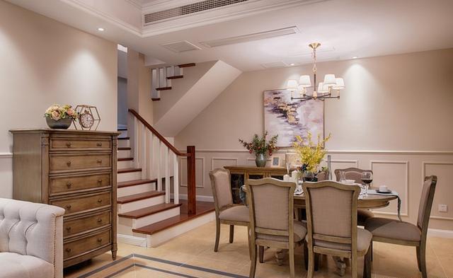别墅装修费用预算 花80万装255㎡效果是这样的