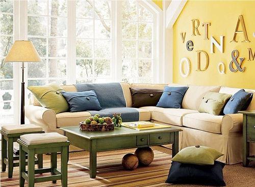 """房屋装修颜色怎么搭配?这""""八大黄金定律""""让你家颜值高"""