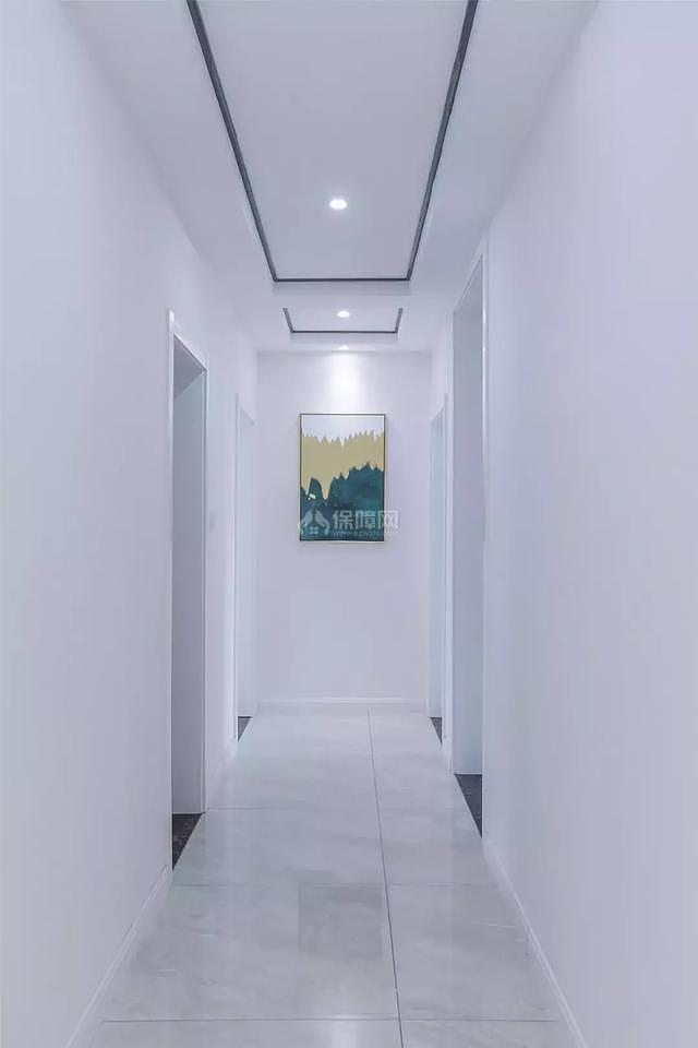 246平现代风走廊装修效果图
