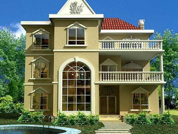 300平米别墅装修预算多少?60万能装得豪华吗
