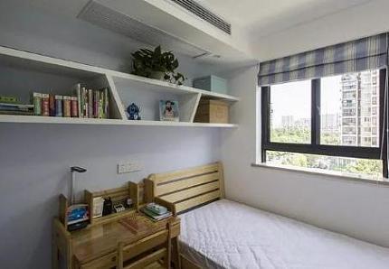 如今流行這樣打造小書房 小戶型書架這樣設計