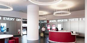 卡萨伊塔洛火车站办公区设计案例
