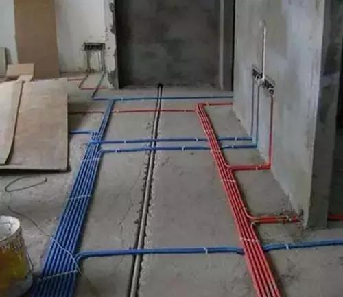 设计师7方面汇总水电知识干货文 改水电多少钱一米