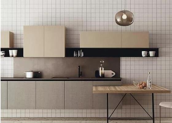 分享7款網紅廚房瓷磚 這鋪貼效果超贊的